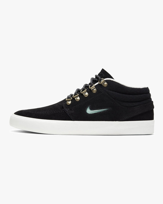 Nike SB Zoom Janoski Mid RM Premium 'Pacific Northwest' - Black / Summit White / Glacier Ice UK 7 CZ0451-0017 194497746012 Nike SB Trainers