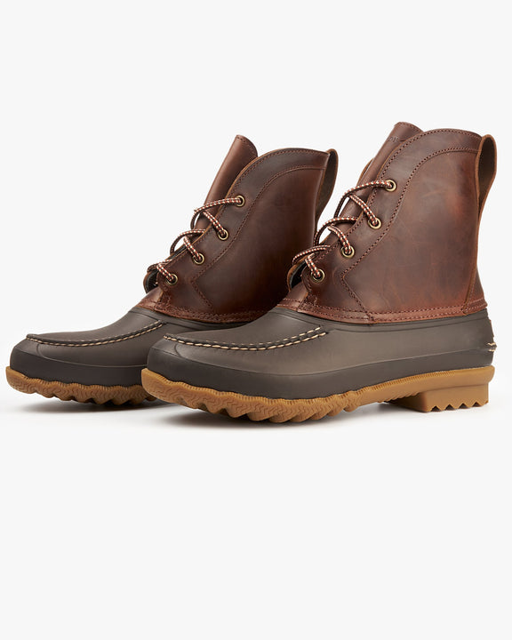 Quoddy Field Boot - Brown Quoddy Boots