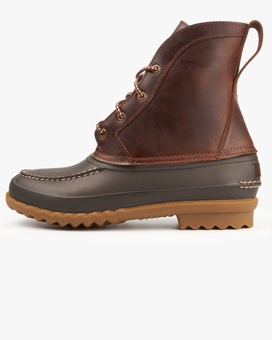Quoddy Field Boot - Brown UK 8 9140018 796258949702 Quoddy Boots