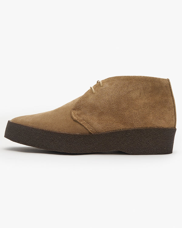 Sanders Hi-Top Chukka Boot - Dirty Buck Suede UK 7 6480LS7 Sanders Boots