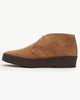 Sanders Hi-Top Chukka Boot - Indiana Tan Suede UK 7 6480TS7 Sanders Boots