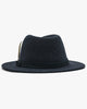 Stetson Traveller Woolfelt Mix Hat - Navy Mix Stetson Hats