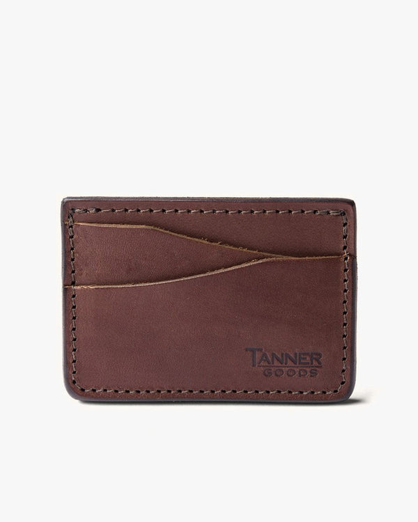 Tanner Goods Journeyman Wallet - Cognac 23630LEATHER Tanner Goods Wallets & Key Fobs