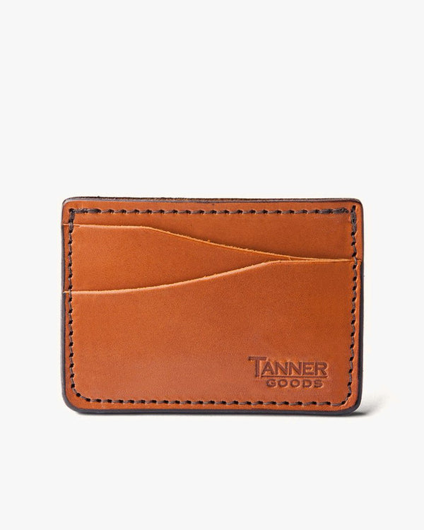 Tanner Goods Journeyman Wallet - Saddle Tan 23660LEATHER Tanner Goods Wallets & Key Fobs