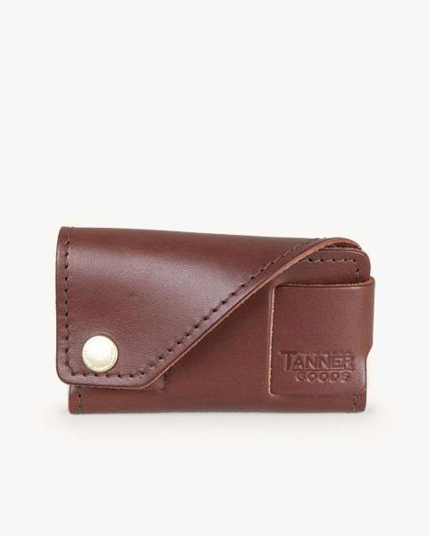 Tanner Goods Legacy Cardholder - Cognac 89466LEATHER Tanner Goods Wallets & Key Fobs