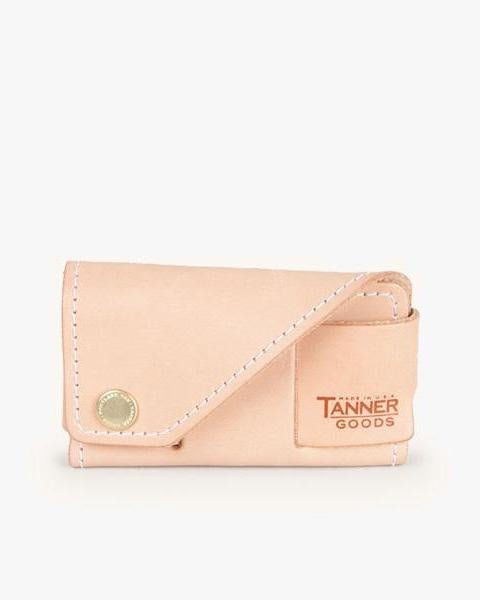 Tanner Goods Legacy Cardholder - Natural 89455LEATHER Tanner Goods Wallets & Key Fobs