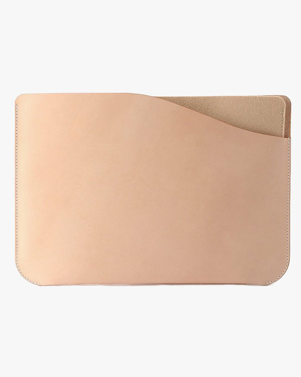 Tanner Goods Tec Folio - Natural TGAC001LEATHER Tanner Goods Miscellaneous