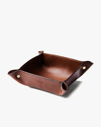 Tanner Goods Valet Tray - Cognac 49820LEATHER Tanner Goods Miscellaneous