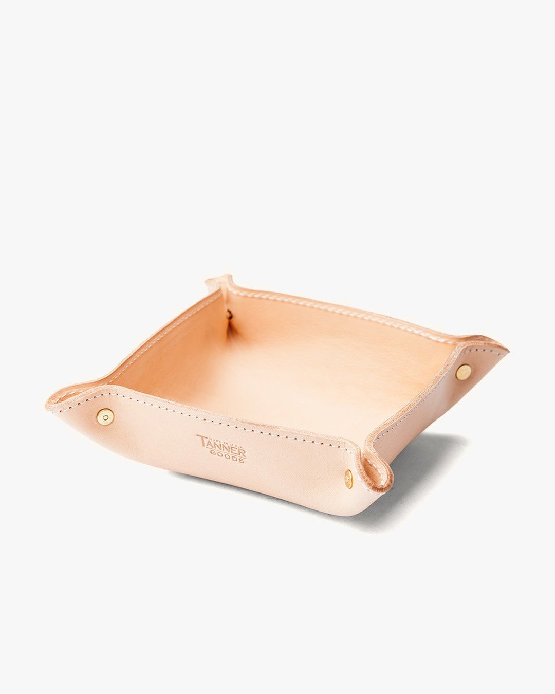 Tanner Goods Valet Tray - Natural 30500LEATHER Tanner Goods Miscellaneous