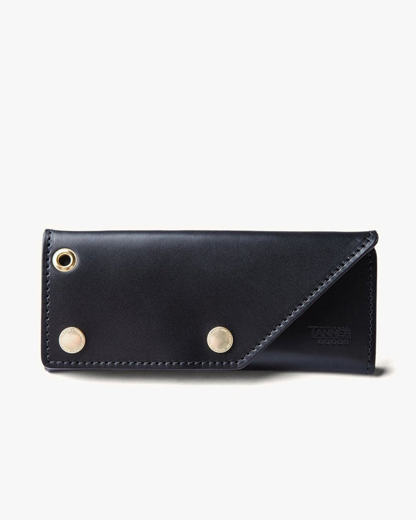 Tanner Goods Workman Wallet - Black 27340LEATHER Tanner Goods Wallets & Key Fobs