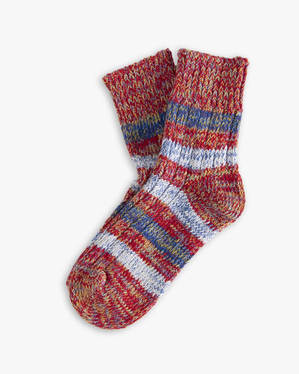 Thunders Love Island Collection Socks - Arizona Red 0250119 Thunders Love Socks