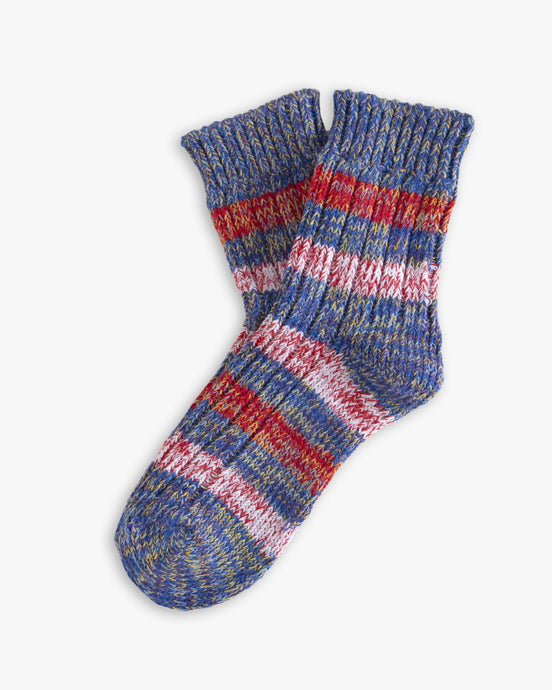 Thunders Love Island Collection Socks - Paris Blue 0260119 Thunders Love Socks