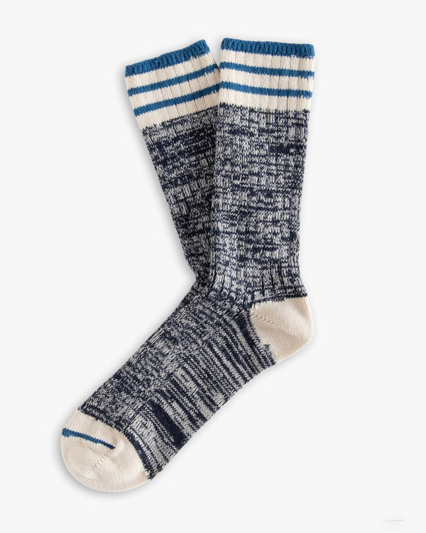 Thunders Love Nautical Turn Socks - Oceanside Navy 0510219 Thunders Love Socks