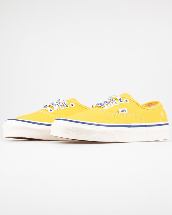 Vans Authentic 44 DX Anaheim Factory - OG Yellow / OG Vans Lace Vans Trainers