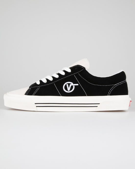 Vans Sid DX Anaheim Factory - OG Black / OG White UK 7 VN0A4BTXXIA7 194116244028 Vans Trainers