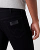 Wrangler Texas SLIM Mens Jeans - Black Valley Wrangler Jeans