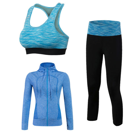 Women's 3 Piece Training Set