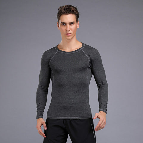Men's Long Sleeve Basketball Top