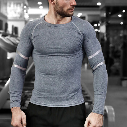 Men's Long Sleeve Training Top