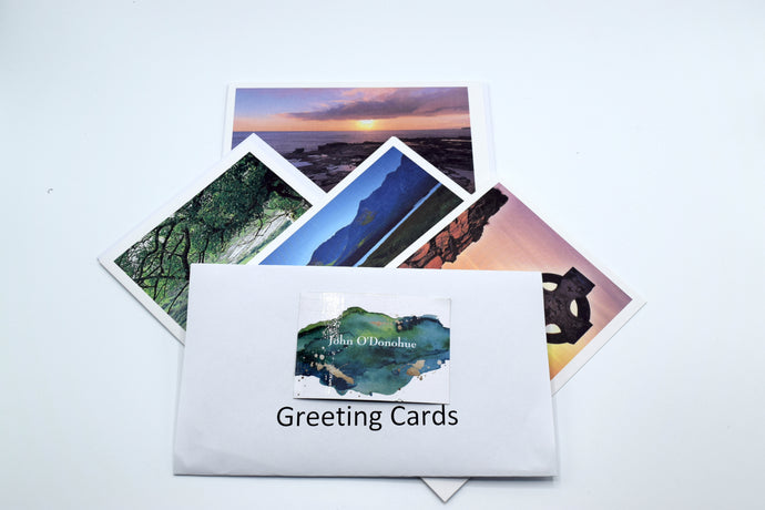 John O'Donohue Greeting cards