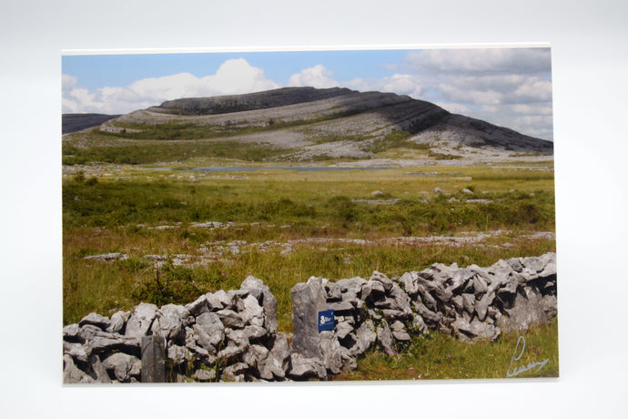 Burren Photo Greeting Cards
