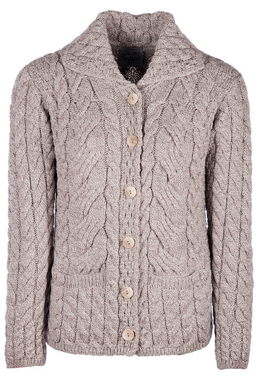 Super Soft Marino Wool Cardigan