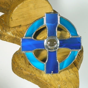 Sun Catcher - Celtic Cross