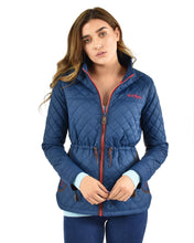 Dot Quilted Ladies Jacket