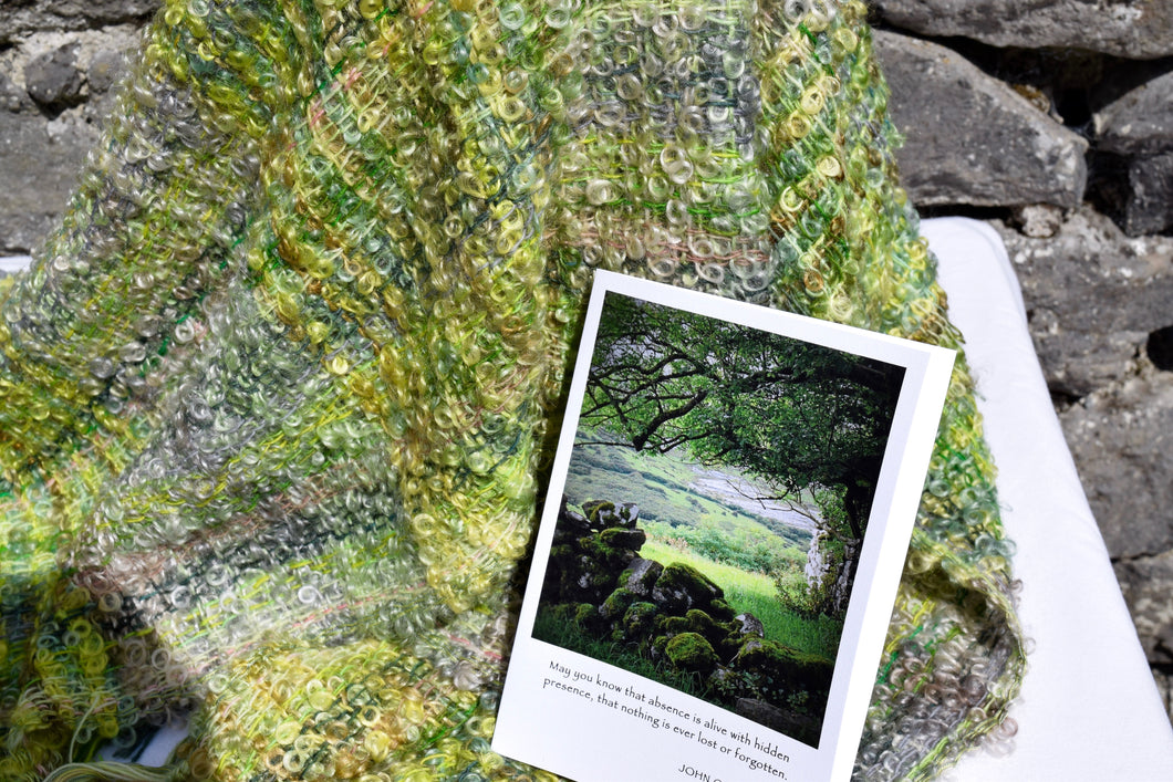 Wrap - Burren Green