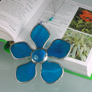 Sun Catcher - Gentian