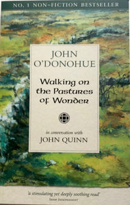 John O'Donohue - Walking on the pastures of Wonder