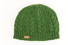 Aran Cable Pullon Hat