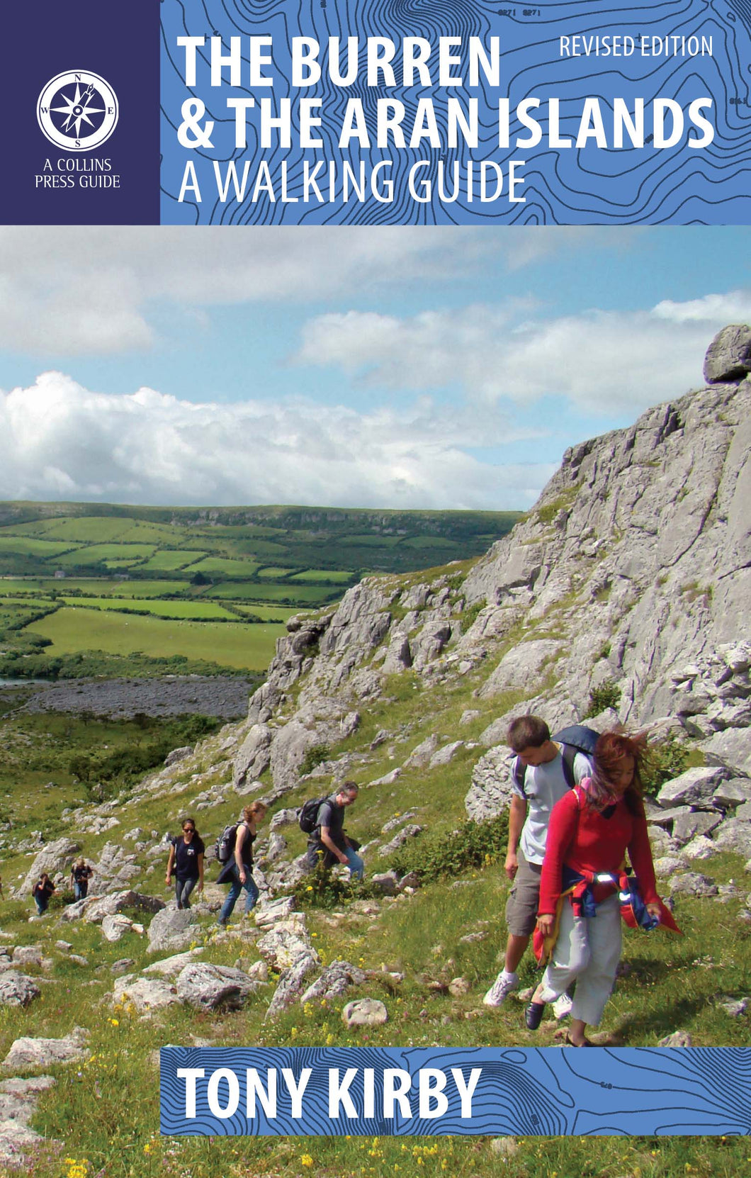 The Burren & the Aran Islands - A Walking Guide