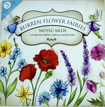 Burren Flower Fairies Note Cards