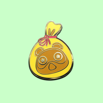 Bag O' Bells ✦ Enamel Pin