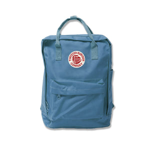 Twisted Burger Co. Backpack - Air Force Blue **LIMITED EDITION**