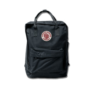 Twisted Burger Co, Backpack Midnight - Black