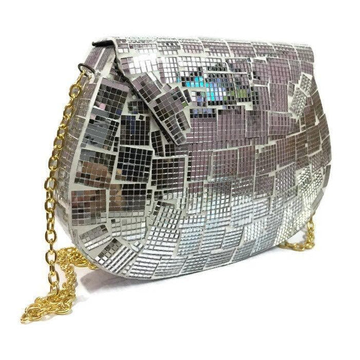 Metal bag- Disco Lights - Trufacebygrace