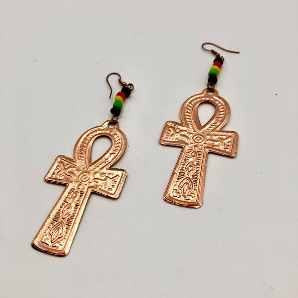Ahodwo hold Earrings - Trufacebygrace