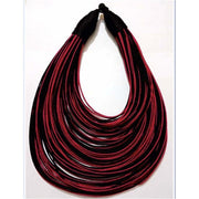 50% SALE Bantama Thread Necklace - 120 Strand - Trufacebygrace