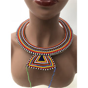 Maasai Wedding Neckpiece