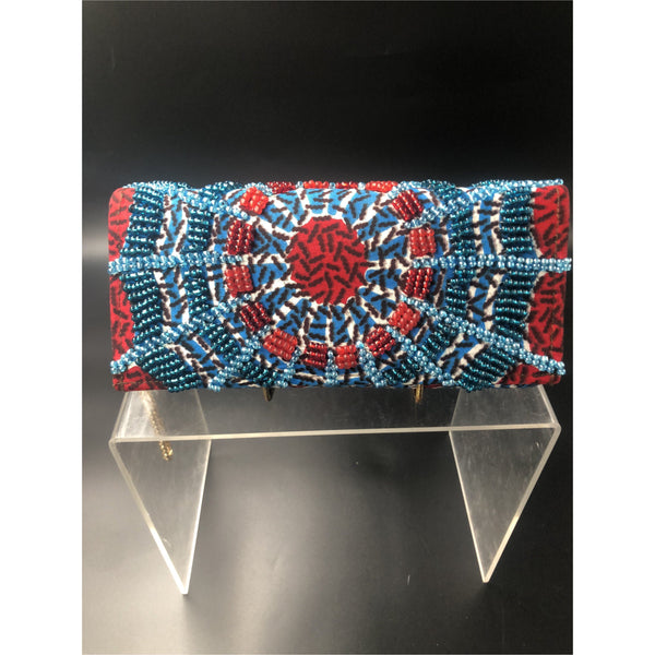 Ntoma beaded Bag - Trufacebygrace