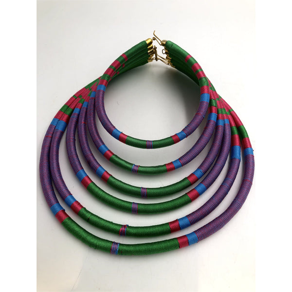Kukua Thread Necklace Mini