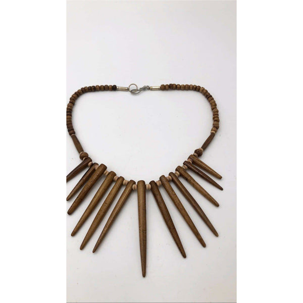 T'challa spiked necklace - Trufacebygrace