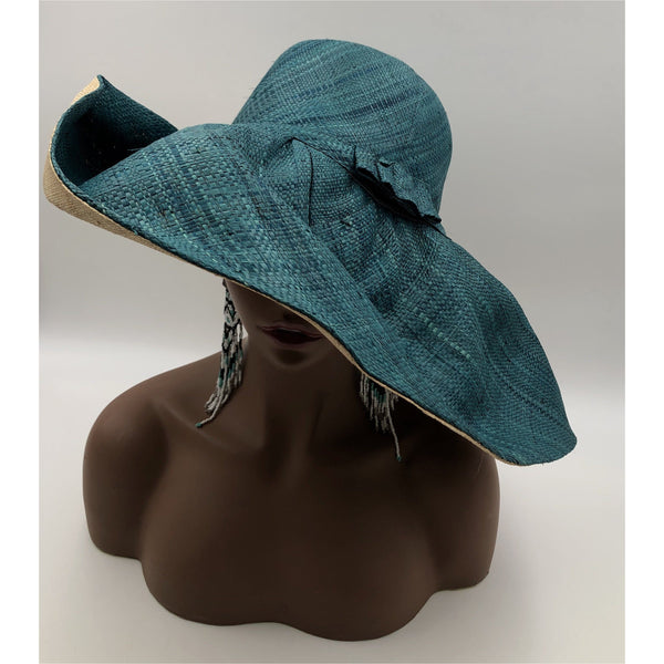 Meena Summer Hat Solid Colors - Trufacebygrace