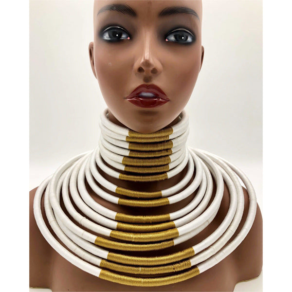 Kukua Thread Necklace - Trufacebygrace