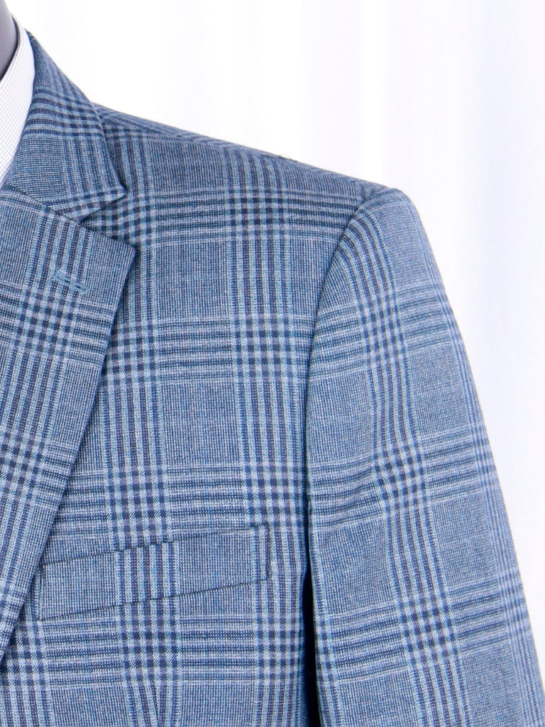 100% Virgin Wool Men Suits Custom Made Luxury Fashion Plaid Business Suits For Men,Tailor Made Slim Fit Costume Sur Mesure 2019