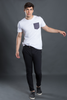 The Black Jack Stretch Washed Men Chinos