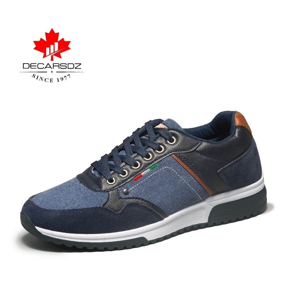 DECARSDZ Sneakers Men New High Quality Movement Shoes Brand Male Fitness Footwear Man Running Sports Shoes Men's Casual Shoes