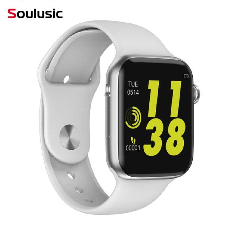 Soulusic W34 Bluetooth Call Smart Watch ECG Heart Rate Monitor iwo 8 lite plus Smartwatch Men Women Android IOS PK iwo 8 IWO 10